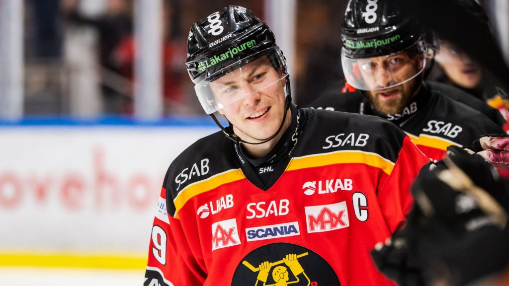 Erik Gustafsson.