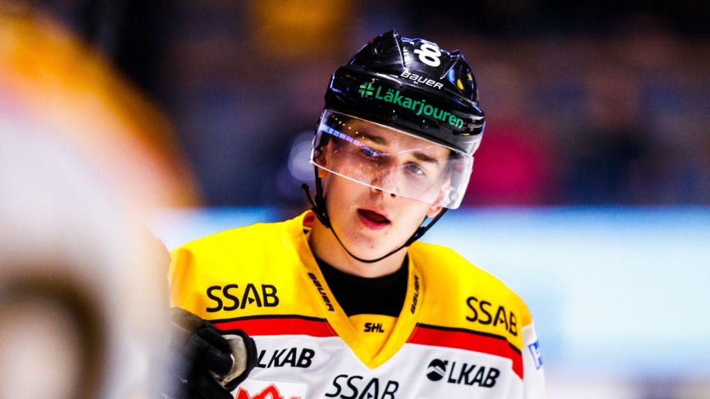 Nils Lundkvist – en potentiell VM-back?