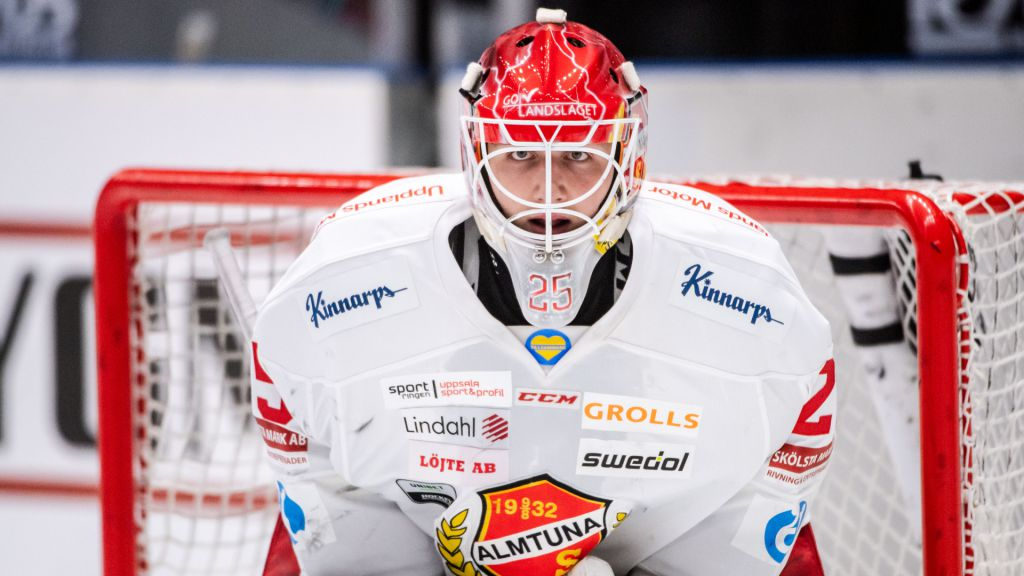 Jesper Eliasson var utlånad till Almtuna i fjol.