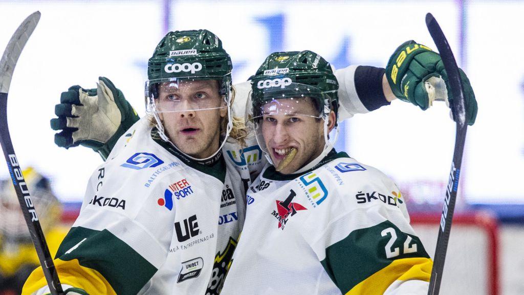 Björklöven gjorde det – satte nytt poängrekord i HockeyAllsvenskan