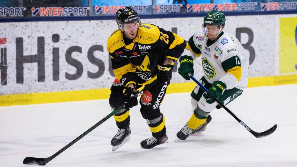 Lukas Zetterberg i Västerås.