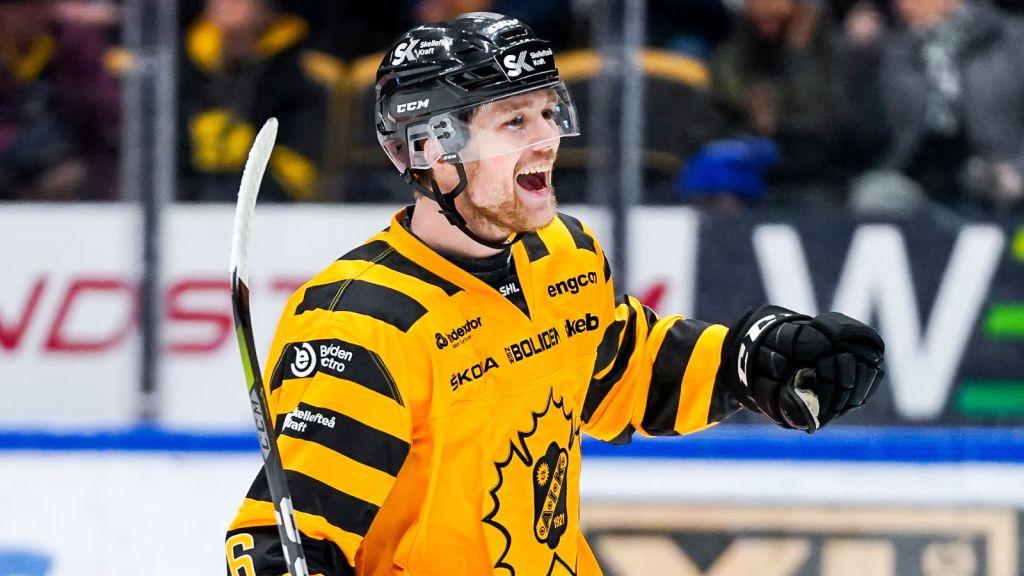 Filip Berglund fick sitt genombrott den här säsongen.