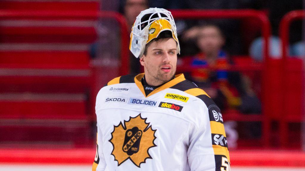 Mantas Armalis återvände till Djurgården.