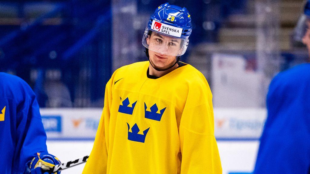 Linus Nässén var inte beredd på att ta plats i JVM-truppen.
