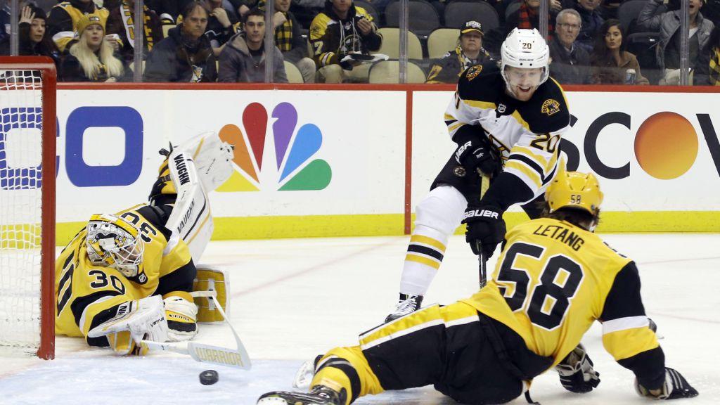 Pittsburgh vann heta toppmötet - slog Boston