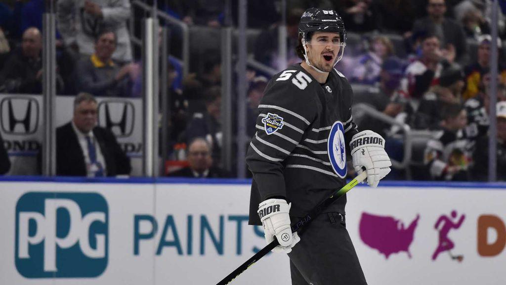 NHL-stjärnan stämd - av TV-kock