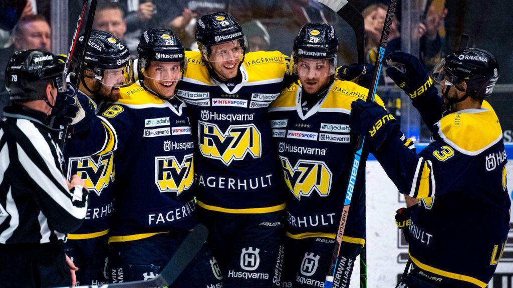 HV71 ska bara spela mot andra SHL-lag.