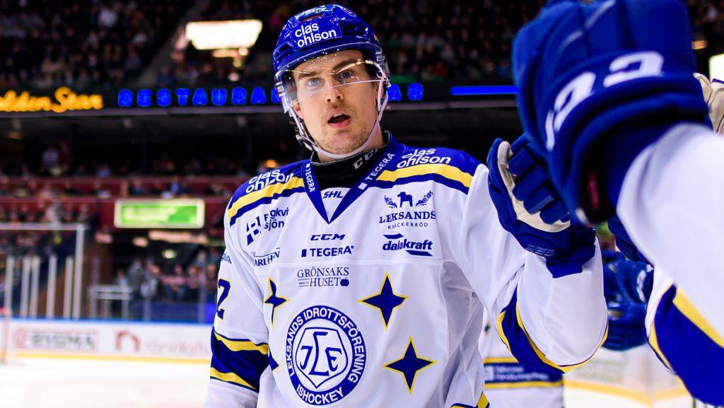 Sebastian Wännström klar för HC Ajoie
