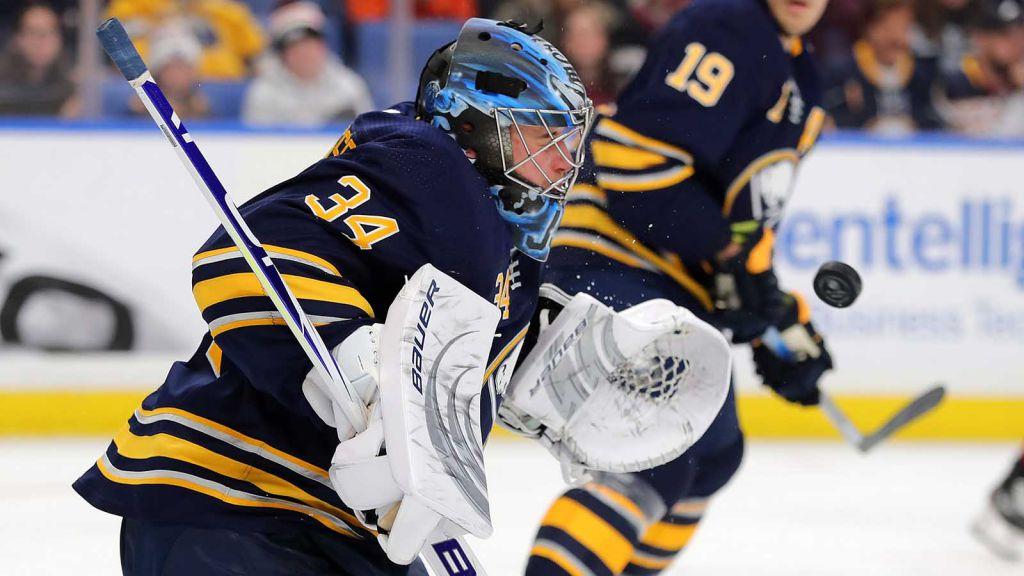 Efter NHL-tiden – svenskmålvakten skickas tillbaka ner