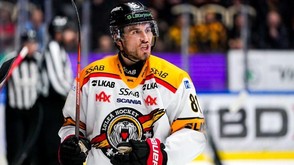 Lämnade Luleå – klar för nygammal klubb