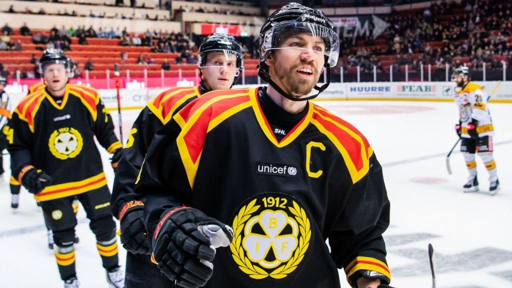 Anton Rödin och Brynäs inleder med att möta Timrå.