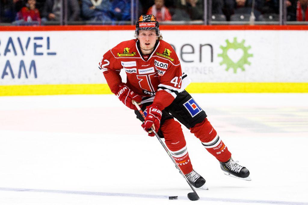 Robin Salo har fått ett stort förtroende i Örebro.