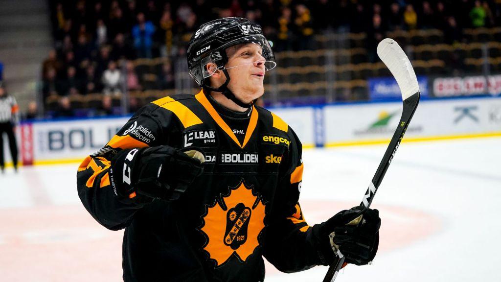 Linus Lindström.