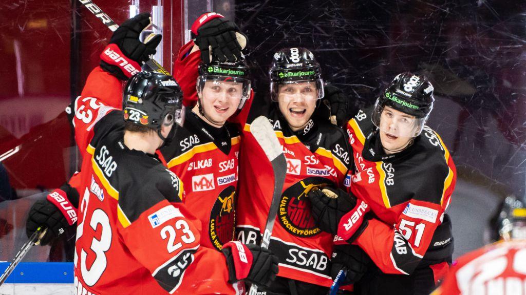 Luleå har varit grundseriens klart bästa lag.