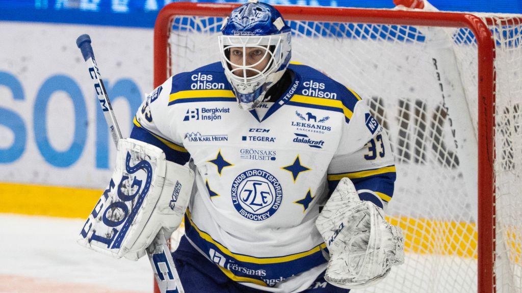 Axel Brage har varit viktig för Leksands fina spel den senaste tiden.