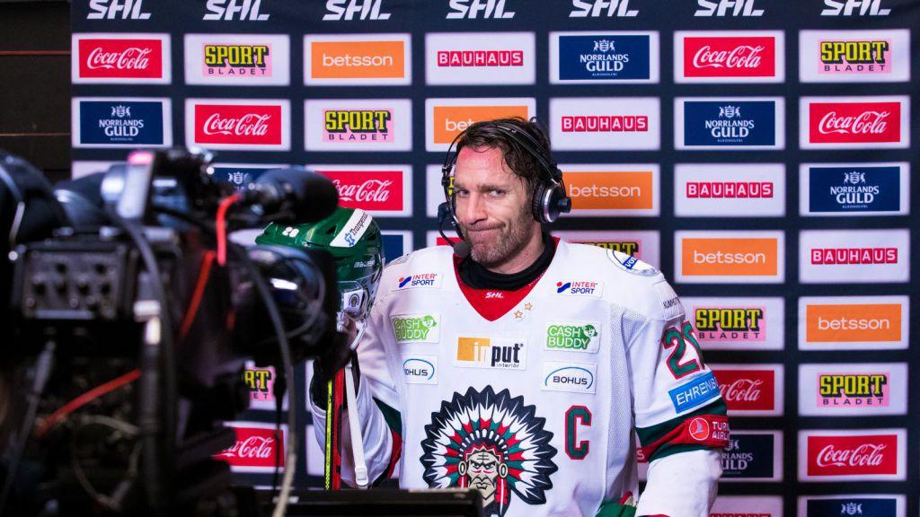 """Ny förlust - då höll Frölunda möte: """"Behöver inte vädra i media"""""""