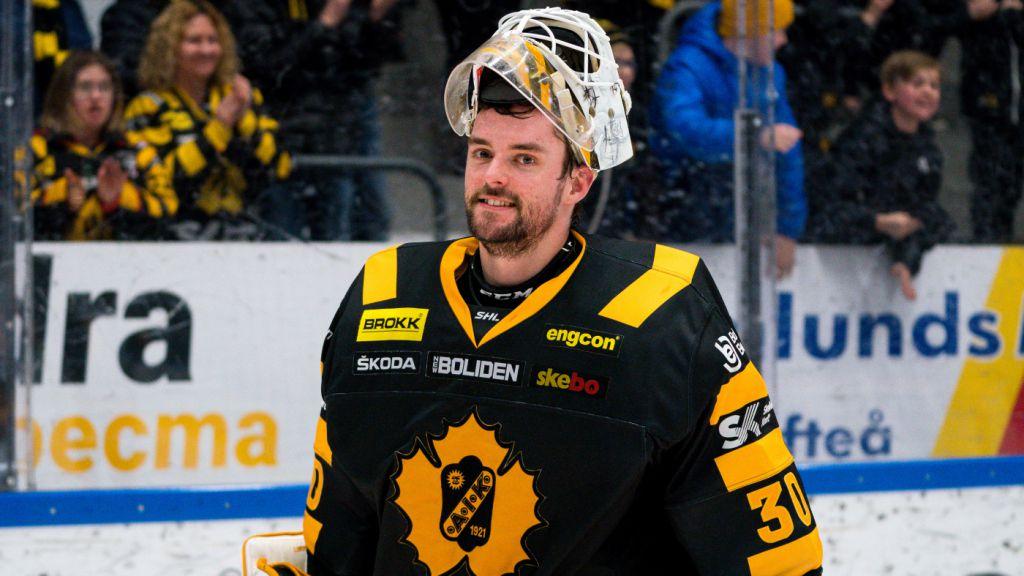"""Stjärnan kan lämna – trots nyskrivet kontrakt: """"Dröm att spela i NHL"""""""