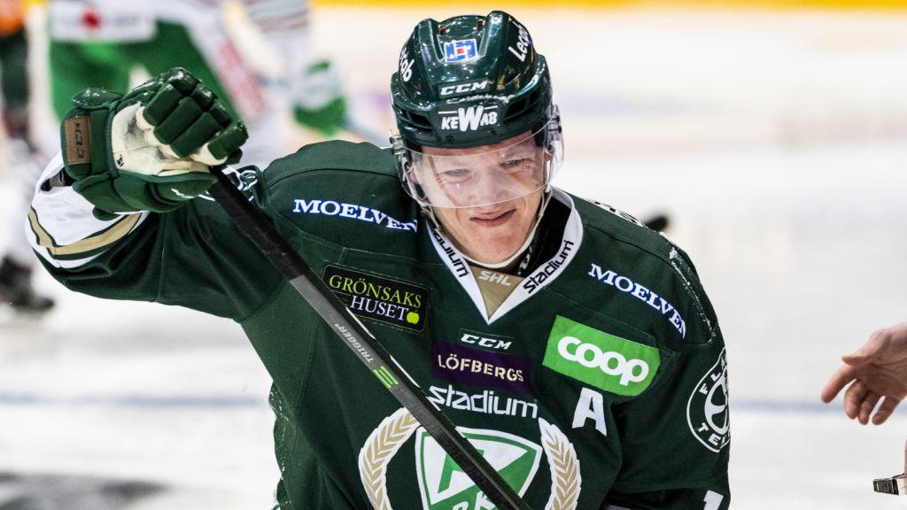 Gustav Rydahl skadade sig mot Malmö den 29 februari.