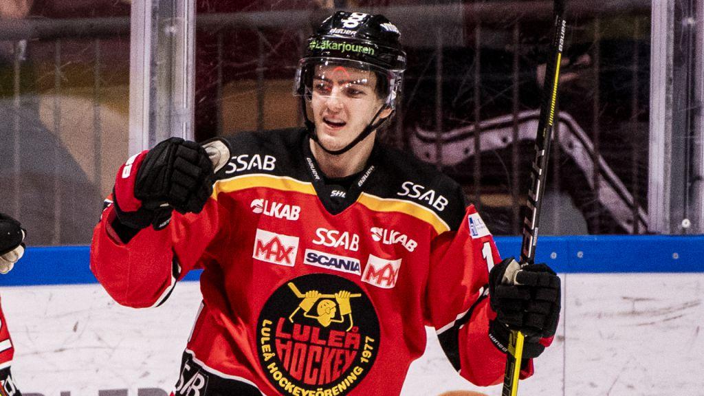 Isac Brännström.