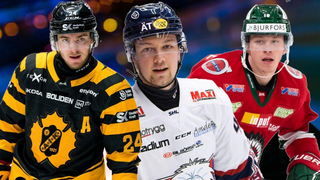 Så mycket har de svenska klubbarna tjänat på NHL-kontrakten