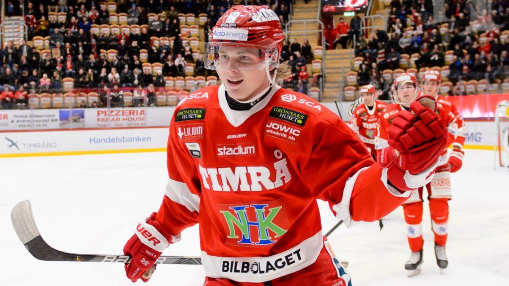 Han uppges bli näste spelare att stanna i Timrå