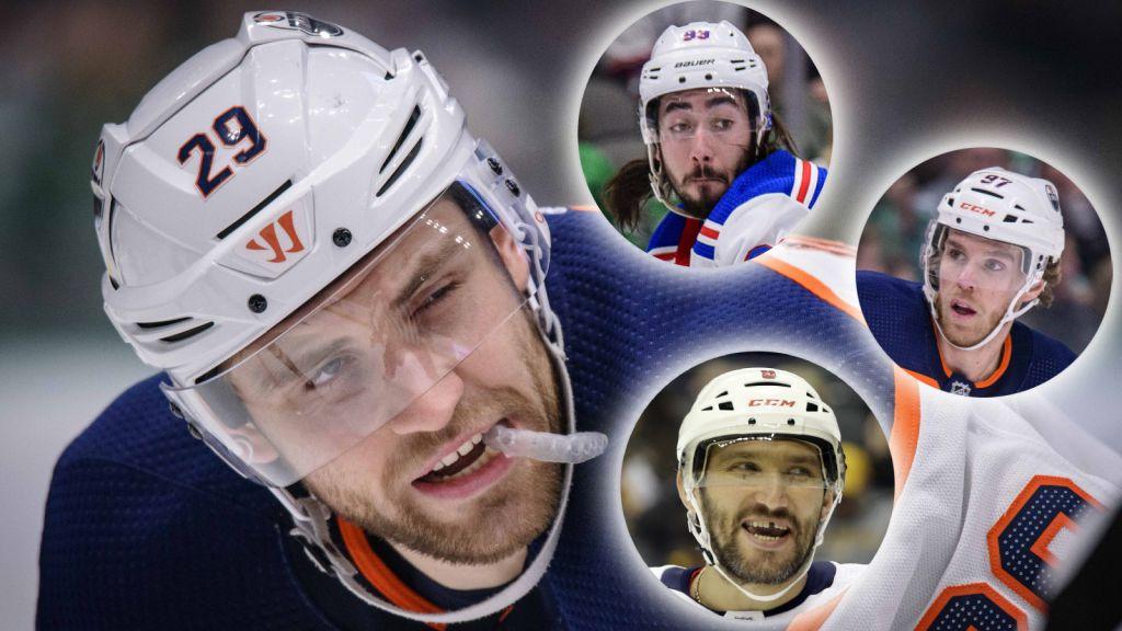 Den stora statistiska NHL-genomgången
