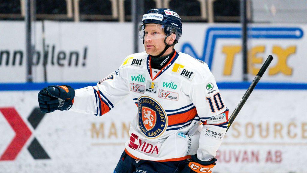 Storstjärnorna ordnade Växjös vinst