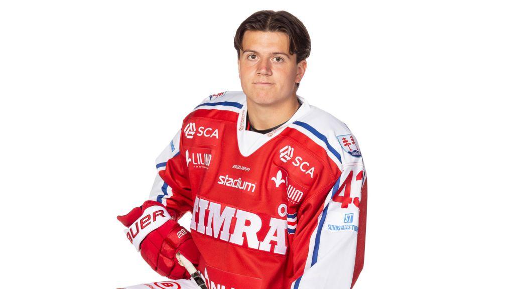 Lämnar Timrå – klar för spel i Hockeyettan