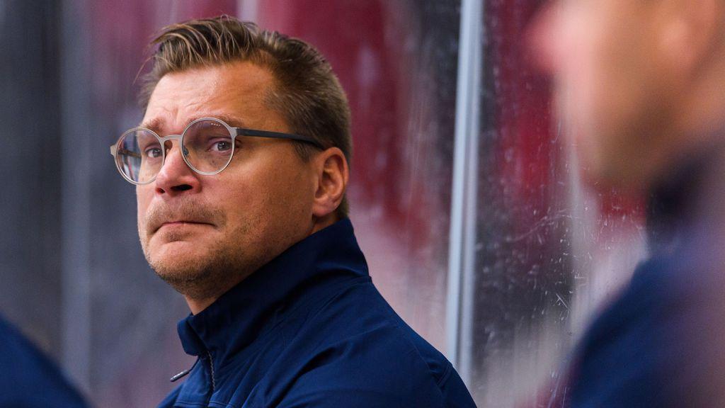 Björn Hellkvist är ny tränare i Leksand.