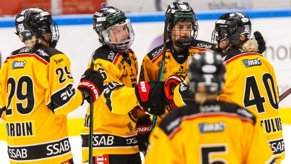 Luleå upp i topp efter seger mot Göteborg HC