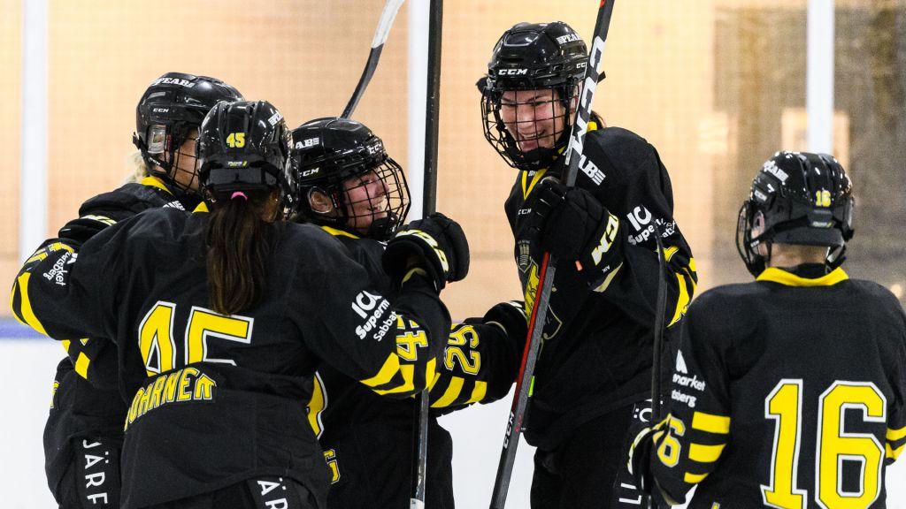 Tredje raka segern för AIK