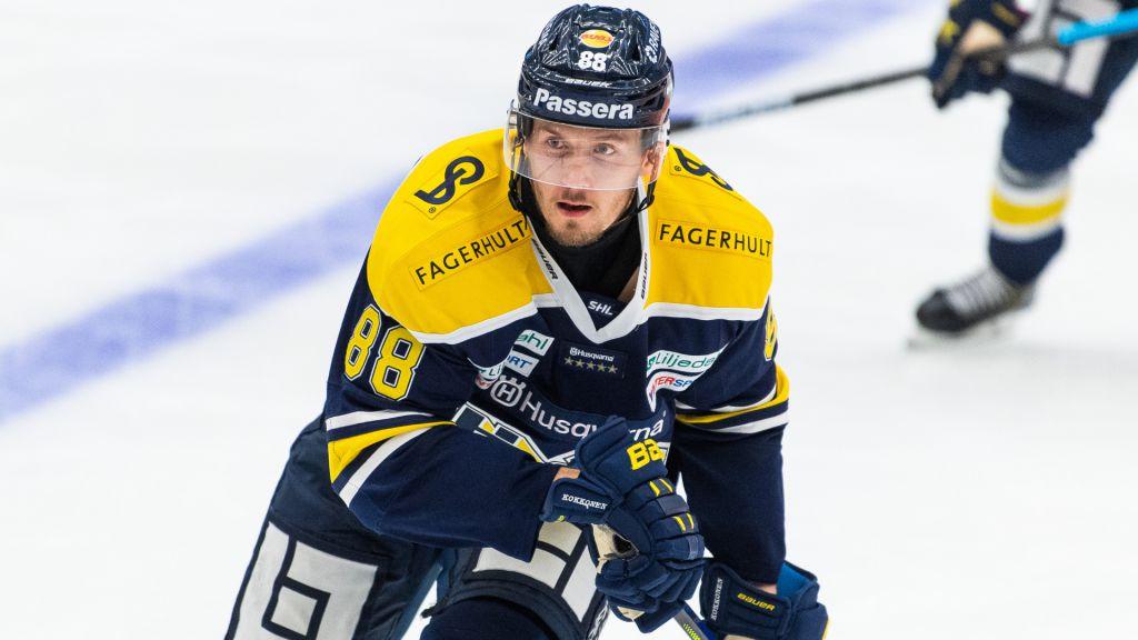 Jesper Kokkonen har vandrat en annorlunda väg till SHL.