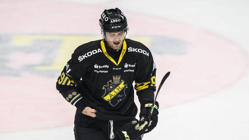 AIK:s besked – så länge är talangen borta
