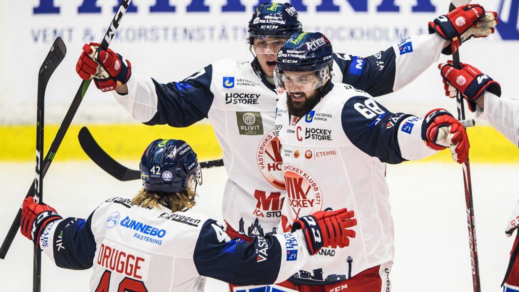 Västerviks fina form fortsätter – vinner mot AIK