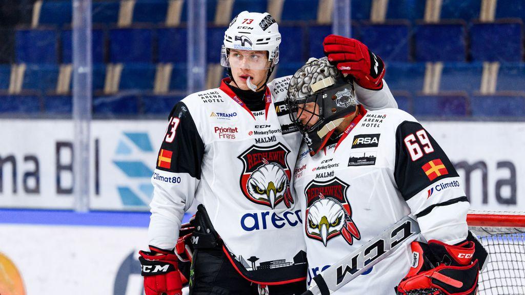 Adam Ollas Mattsson och Oscar Alsenfelt.