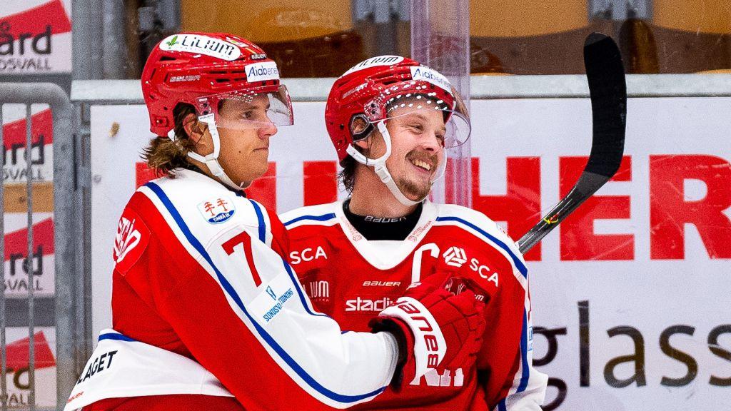 Hardegård och Jonathan Dahlén.