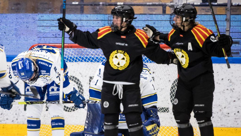 Brynäs upp i topp efter seger mot Leksand