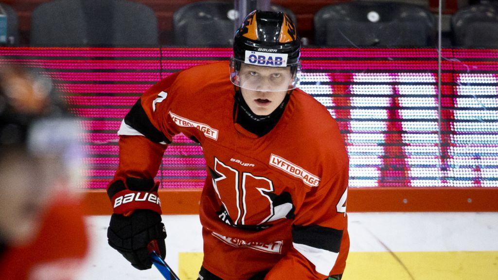 Lämnar SHL-klubben – för spel i Hockeyettan