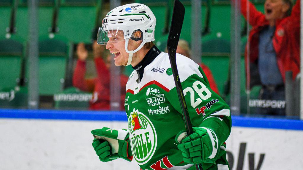 Anton Bengtsson har en spännande vecka framför sig.