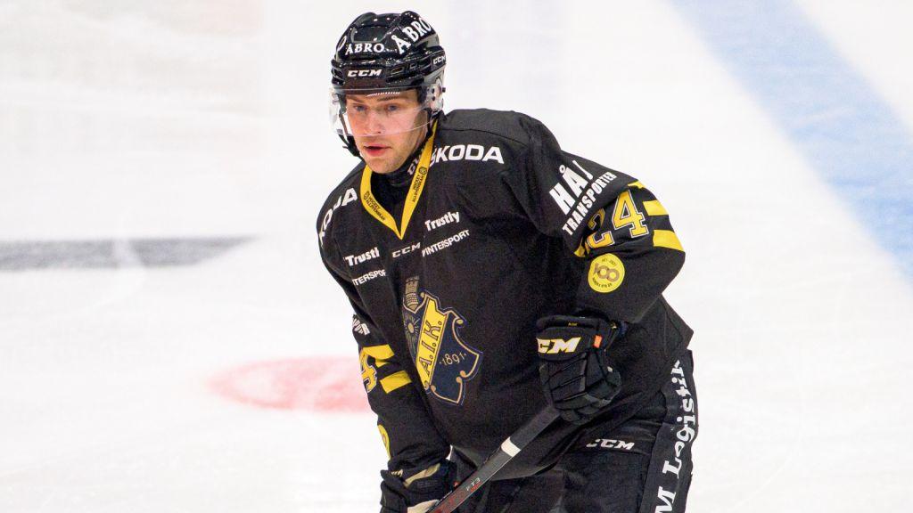 Dennis Fröland.