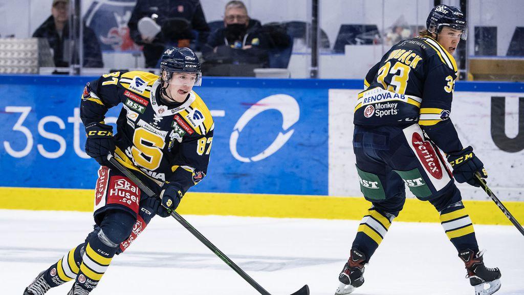 Gustafsson och Lindbäck.