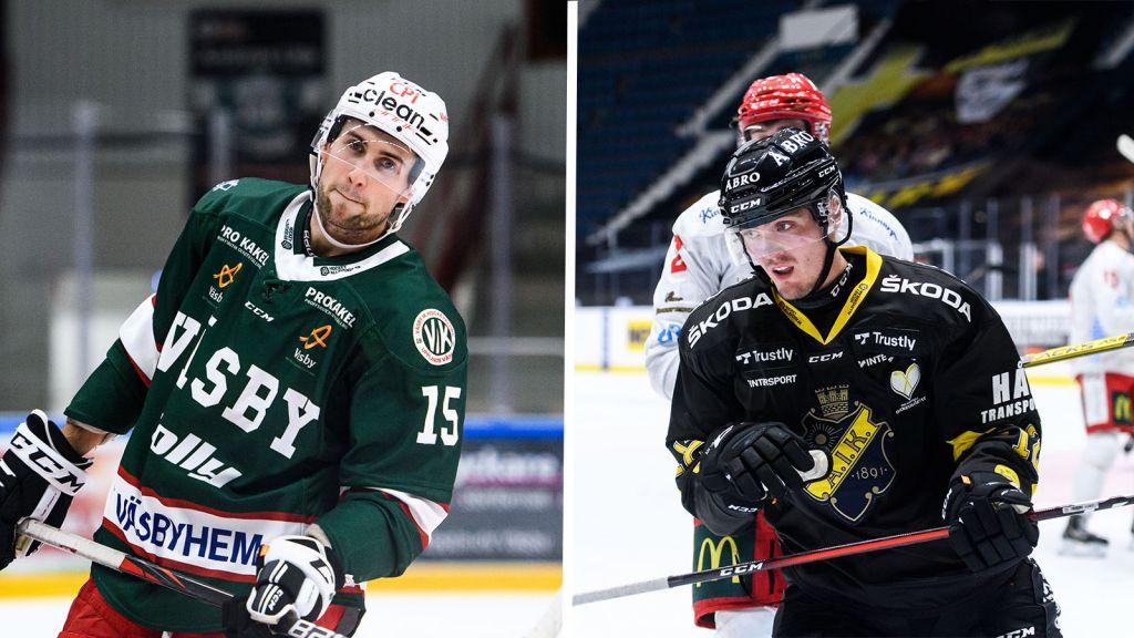 Flera AIK- och Väsbyspelare straffas