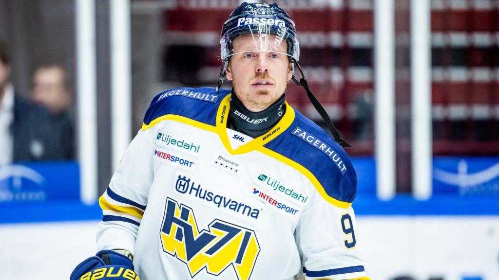 Ryan Stoa blickar framåt efter tunga tiden i HV71.