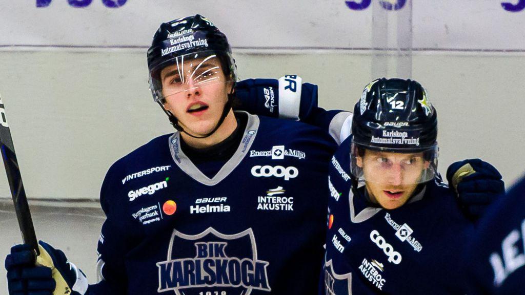Linus Karlsson och Gustaf Thorell.