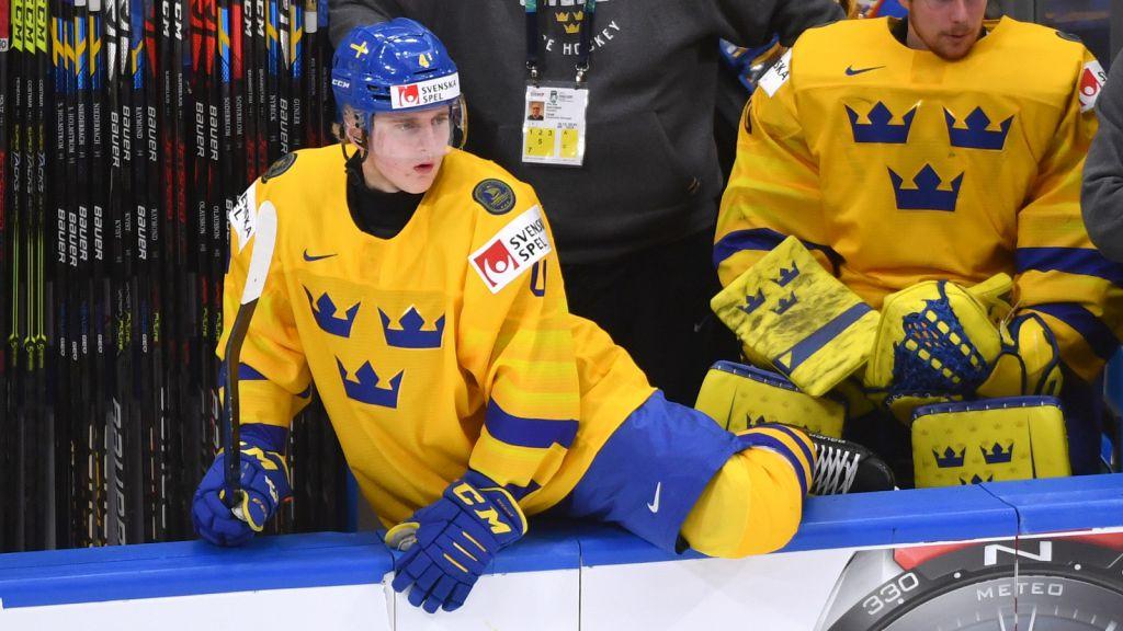 JVM-backen Emil Andrae har kommit in bra i det allsvenska spelet.