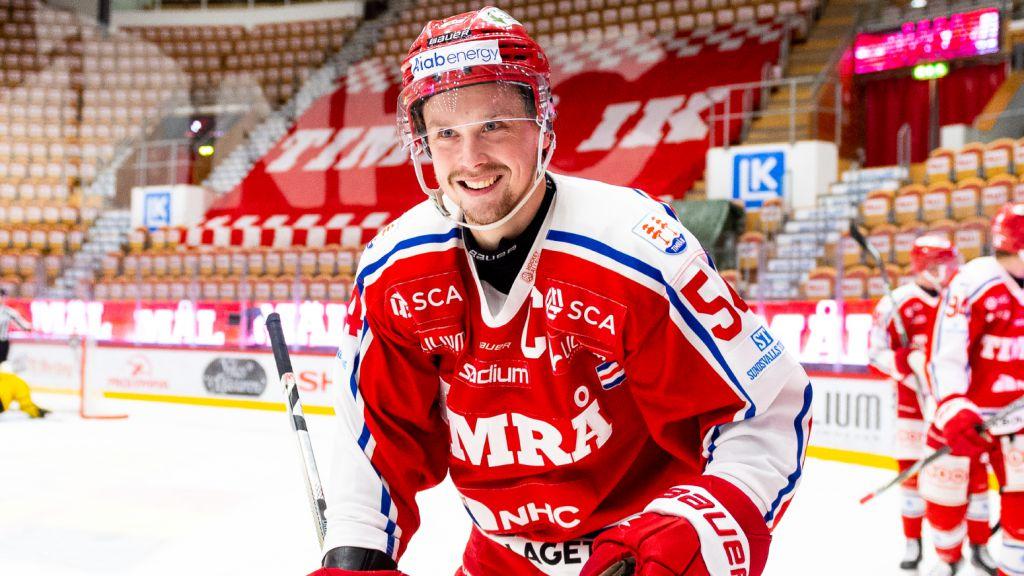 """Jonathan Dahlén inför NHL-debuten: """"Känns lite overkligt"""""""