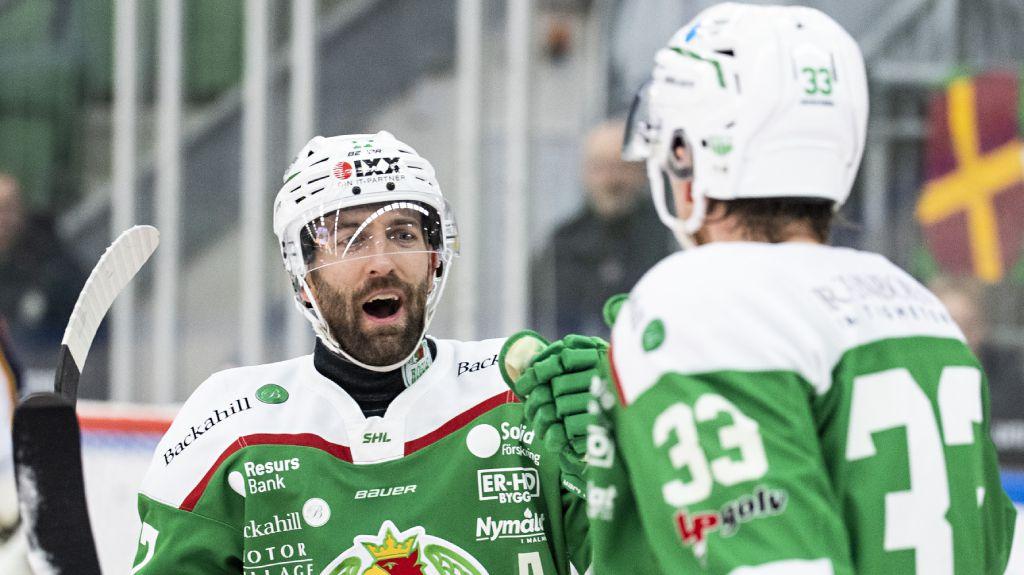 Hockey-Håkan räknar med Rögle-revansch