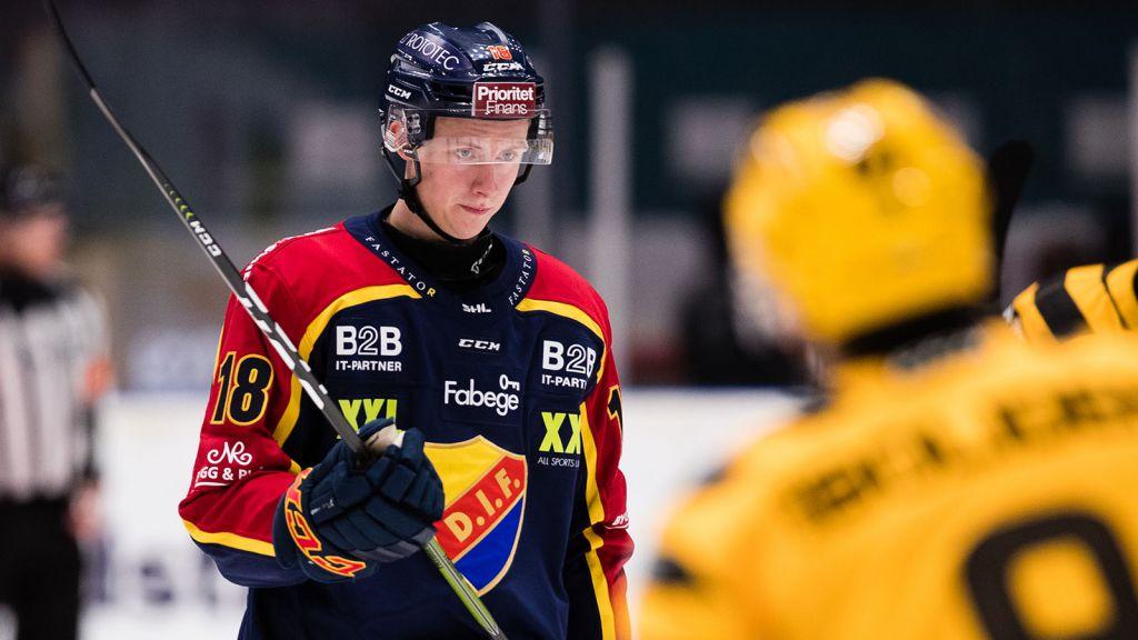 Det var en tung säsong i Djurgården för Johansson.