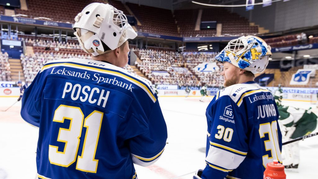 Isak Posch och Janne Juvonen.