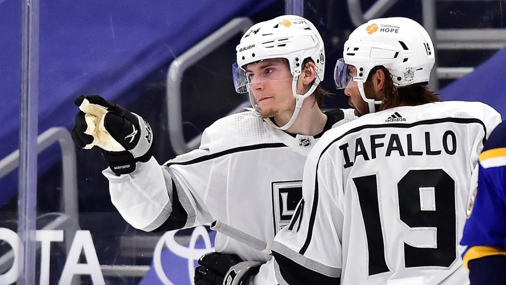 Lias Andersson har gjort mål i NHL igen.